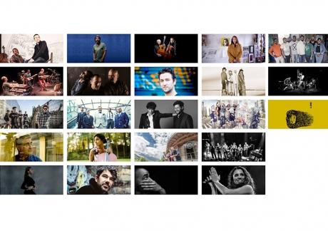 Artists CosmoJazz Festival 2017