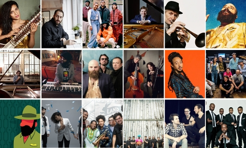 Discover the program CosmoJazz 2019