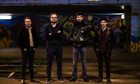 Julien Marga Quartet, lauréat du Tremplin Cosmojazz Sacem 2019