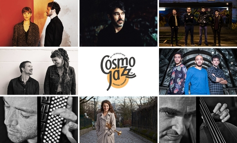 CosmoJazz 2019 whole line-up
