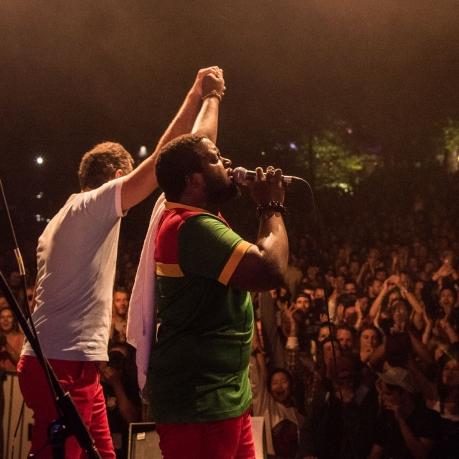© Charlotte Brasseau / CosmoJazz Festival - http://www.charlottebrasseau.com
