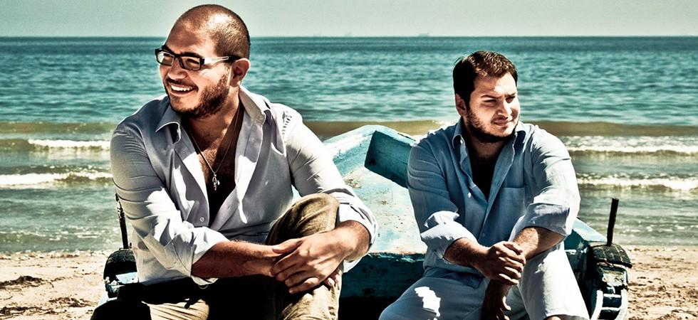 Amine & Hamza Trio Image