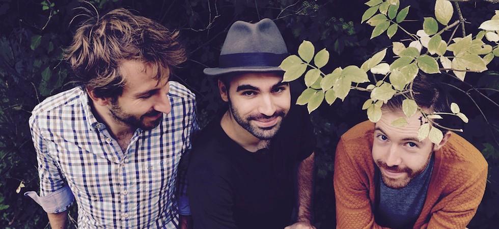 Florian Favre trio Image