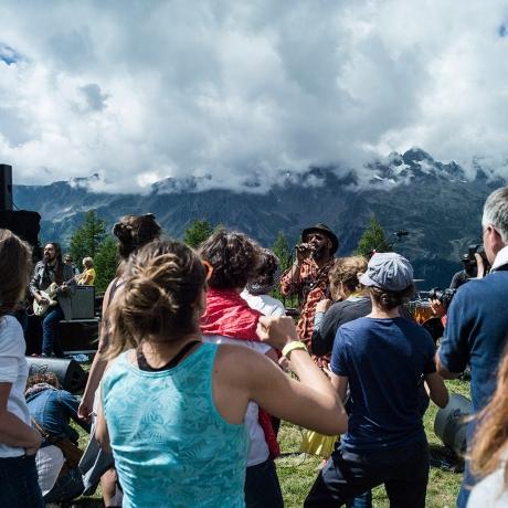 © Cassius Dwem / Signatures / CosmoJazz Festival