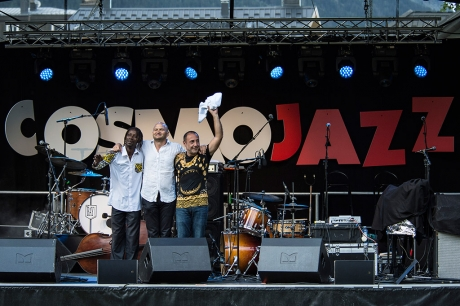 © Christophe Boillon / CosmoJazz Festival- http://www.flickr.com/photos/boillon_christophe