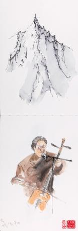 MATHIAS DUPLESSY & LES VIOLONS DU MONDE © Ji-Young Demol Park - https://www.jiyoungdemolpark.com