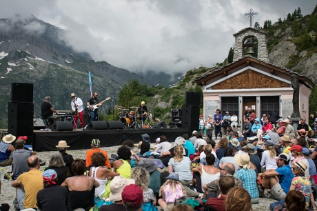 © Charlotte Brasseau / CosmoJazz  Festival - http:// www.charlottebrasseau.com