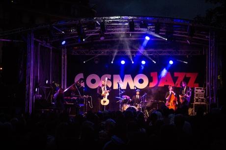 © Gabriel Nop / CosmoJazz Festival