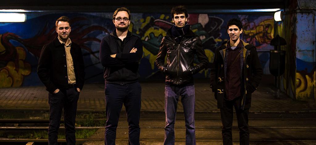 Julien Marga Quartet Image