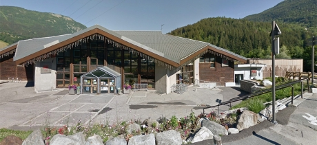 LES HOUCHES - SALLE OLCA