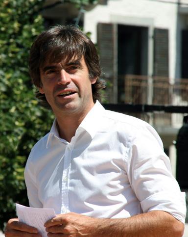 Portrait Éric FOURNIER